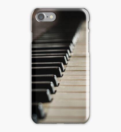 Piano 1 iPhone Case/Skin