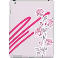 Beautiful as a Rose iPad Case/Skin