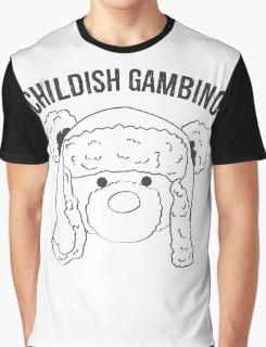 Bino Bear  Graphic T-Shirt