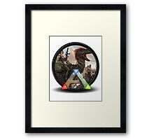 Ark Survival  Framed Print