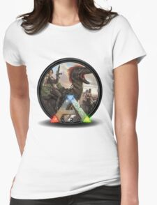 Ark Survival  Womens Fitted T-Shirt
