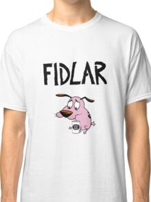 Fidlar, drunk Courage Classic T-Shirt