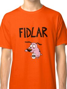 Fidlar, drunk Courage Classic T-Shirt