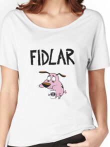 Fidlar, drunk Courage Women's Relaxed Fit T-Shirt