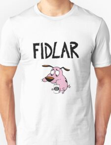 Fidlar, drunk Courage Unisex T-Shirt