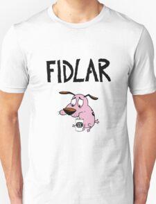 Fidlar, drunk Courage Unisex T-Shirt