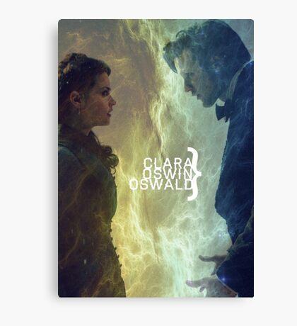 Clara Oswin Oswald Canvas Print