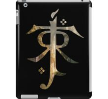 JRR Tolkien - Lord of the Rings - Rohan iPad Case/Skin