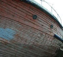 Wooden Hull by Maggie Hegarty
