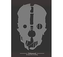 Honour for All - Dishonored Photographic Print