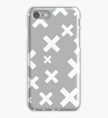 Multiply Grey iPhone Case/Skin