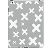 Multiply Grey iPad Case/Skin