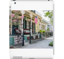 New Orleans Historic Houses iPad Case/Skin