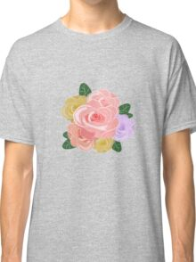 Rose Blossoms Classic T-Shirt