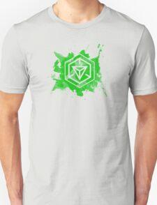 Ingress Enlightened Splatter T-Shirt