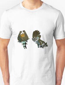 Midna and Link T-Shirt