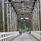 One Lane Bridge by Laurie Puglia