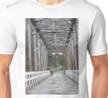 One Lane Bridge Unisex T-Shirt