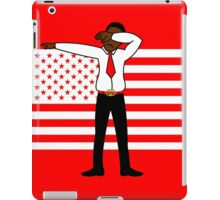 Martin Luther King Jr DAB Clothing (BLACK HISTORY MONTH) RED iPad Case/Skin