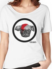 Pee Wee Starpug Women's Relaxed Fit T-Shirt