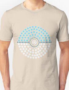 Vaporeon Pokeball T-Shirt