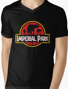 Imperial Park Mens V-Neck T-Shirt