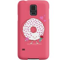 The Donut Valentine Samsung Galaxy Case/Skin