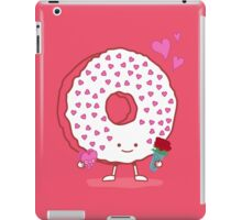 The Donut Valentine iPad Case/Skin