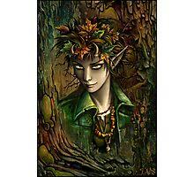 Forest spirit Photographic Print