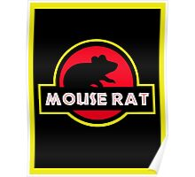 Mouse Rat JP Poster