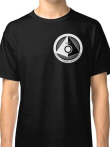 Halo - ONI Insignia (White) Classic T-Shirt
