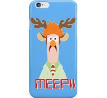 Meep Meep! iPhone Case/Skin
