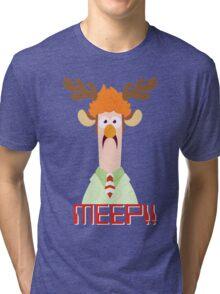 Meep Meep! Tri-blend T-Shirt