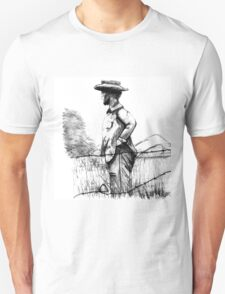 Farmer Old Man T-Shirt