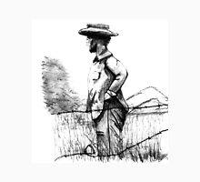 Farmer Old Man Unisex T-Shirt