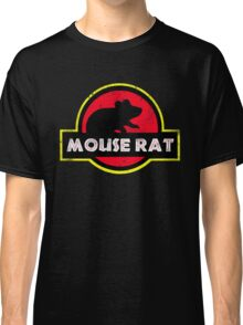 Mouse Rat Distressed Classic T-Shirt