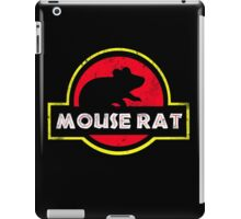 Mouse Rat Distressed iPad Case/Skin