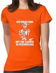 Undertale Papyrus - Cool Dude Meme Womens Fitted T-Shirt