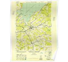 New York NY Broadalbin 123096 1946 24000 Poster