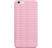 Feel the Bern - Bernie Sanders iPhone Case/Skin