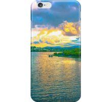 Sunset Explosion  iPhone Case/Skin