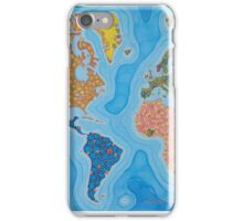 the World iPhone Case/Skin