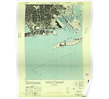 New York NY Coney Island 137694 1947 24000 Poster