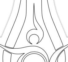 Halo: Guardians - Sword of Sanghelios (White) Sticker