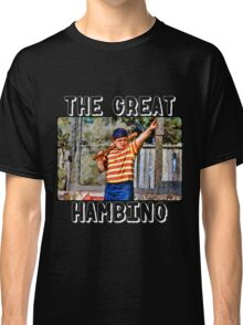 the great hambino - the sandlot Classic T-Shirt