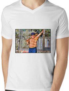 the great hambino - the sandlot Mens V-Neck T-Shirt