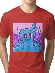 GLITTER GOO Tri-blend T-Shirt