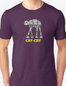 Cat Cat Robot T-Shirt