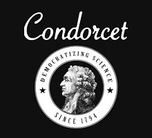 Condorcet, Democratizing science since 1794 T-Shirt
