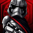 Little First Order Captain by humansrsuperior
